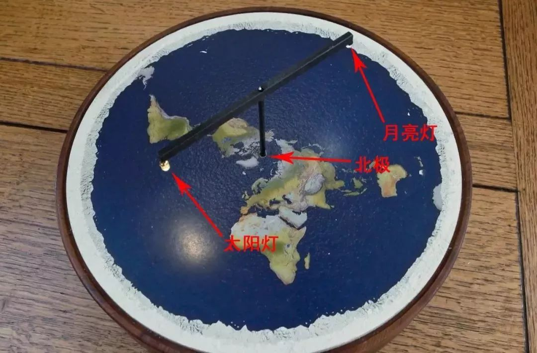 都9102年了,居然美国还有百万人笃信地球是平的!