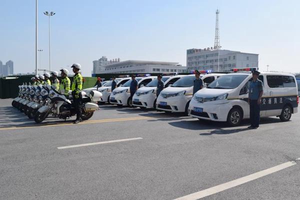 驻马店市开展打击中心城区非法营运三轮车专项整治行动