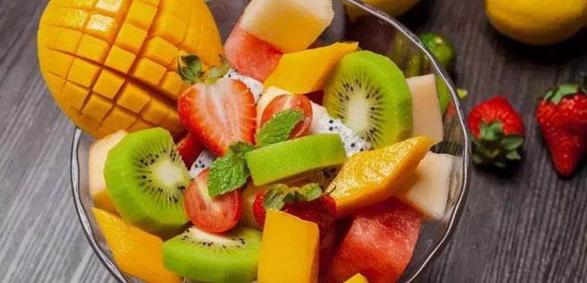 仲夏苦夜短,水果来相伴