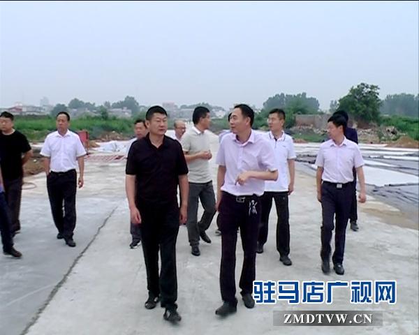 西平县加大棚户区改造和整治力度