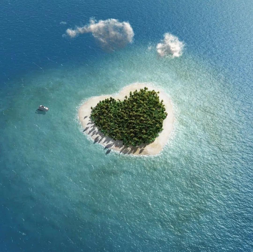 免签直飞 这个爆红海岛私藏超梦幻七彩海洋