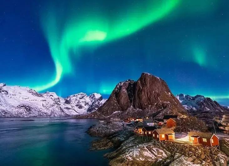 """高级有钱又爱野的人最爱去挪威 体验""""北欧生活方式"""""""