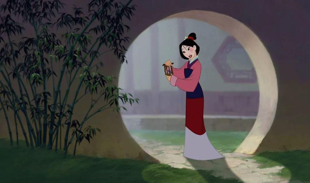 迪士尼电影《花木兰》的冷知识大赏