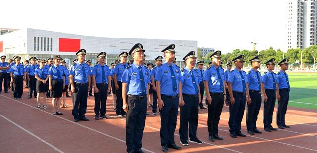 正阳县城管局打造人民满意城管