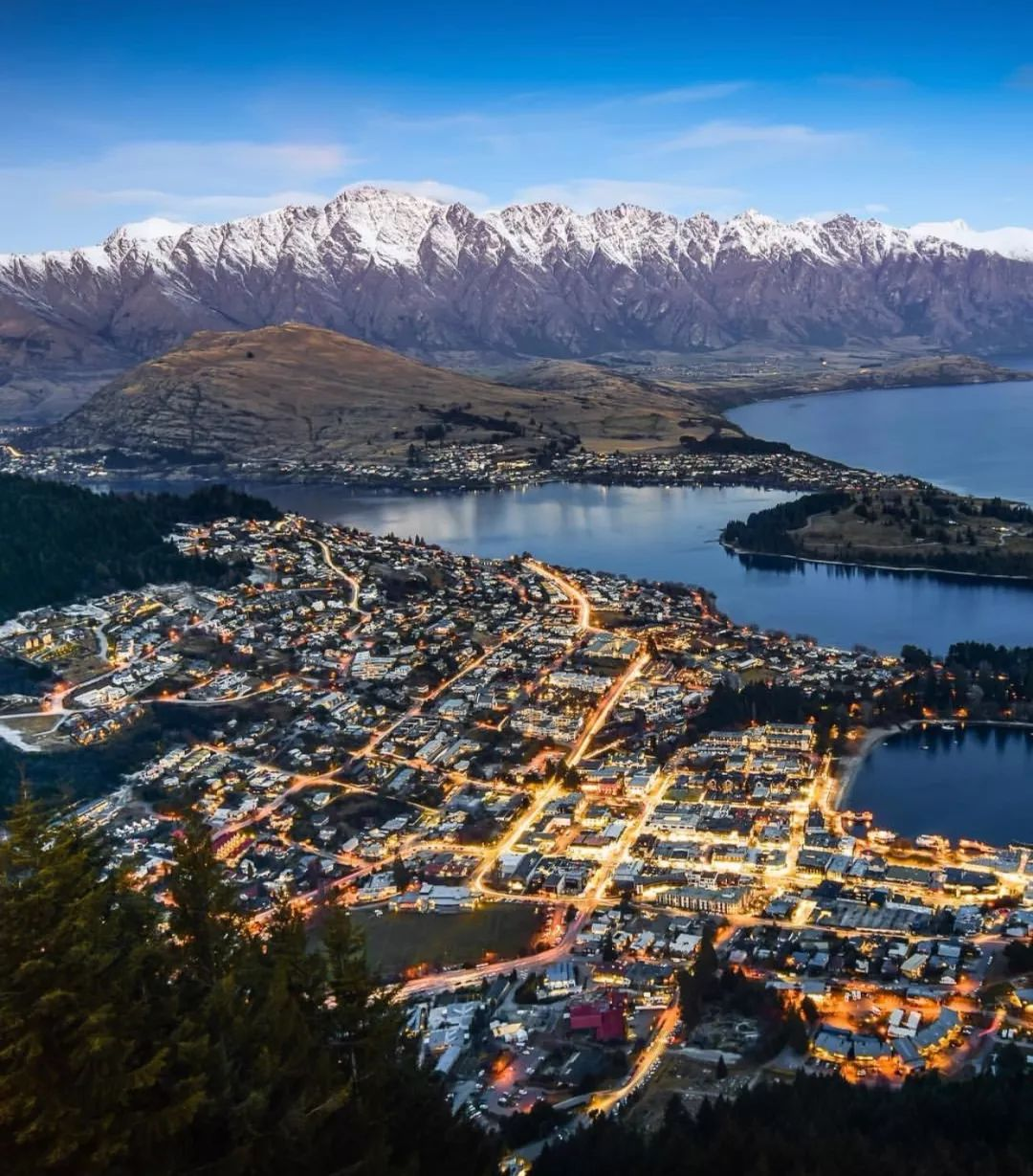 此生 你为什么要去一次新西兰?