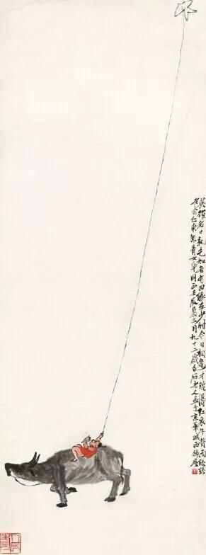 人民艺术家老舍的收藏经:收藏艺术品要随心