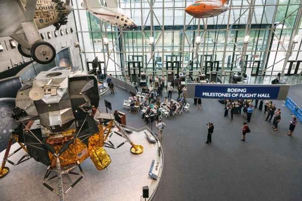 """登月50周年,去看看那些""""有航天梦""""的博物馆们"""