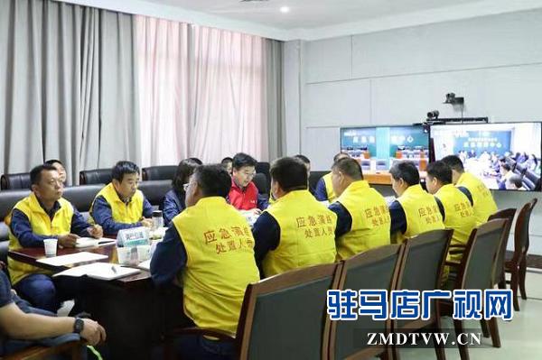 """正阳县供电公司:全面筑牢电网迎峰度夏""""防护墙"""""""