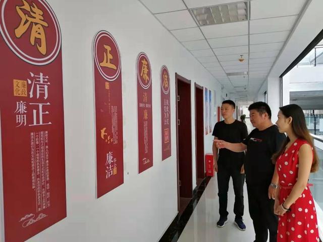 汝南县文广旅游局全力打造廉洁型机关