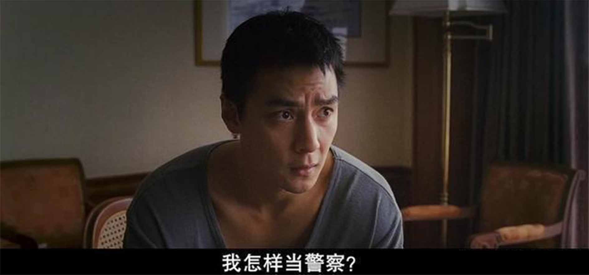 """""""香港,不是你们为所欲为的地方!"""" 那些年,我们追过的""""阿sir"""""""