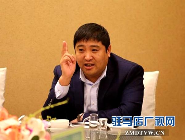 华盛源集团董事长李华伟不忘初心 两年来累计捐款千余万元