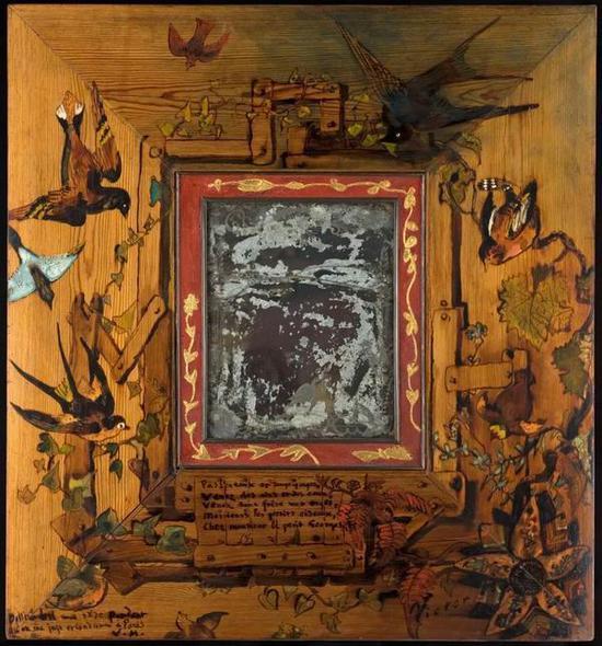 天才的内心丨雨果:是文豪也是画家