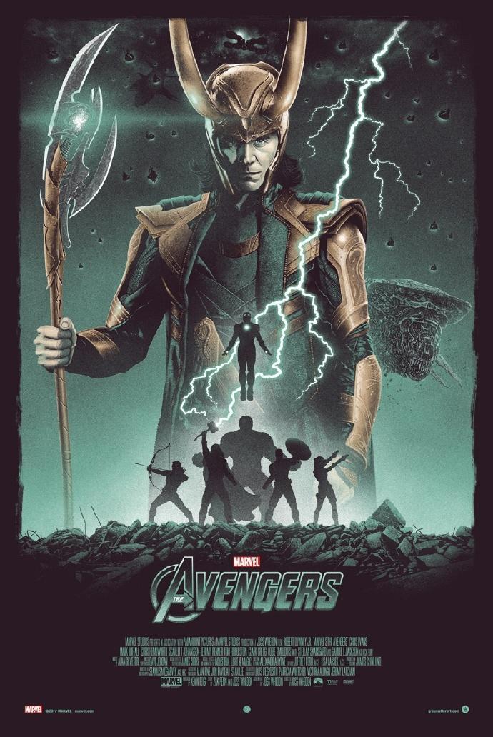 9张漫威MCU电影艺术海报,一张比一张棒,你最喜欢哪一张?