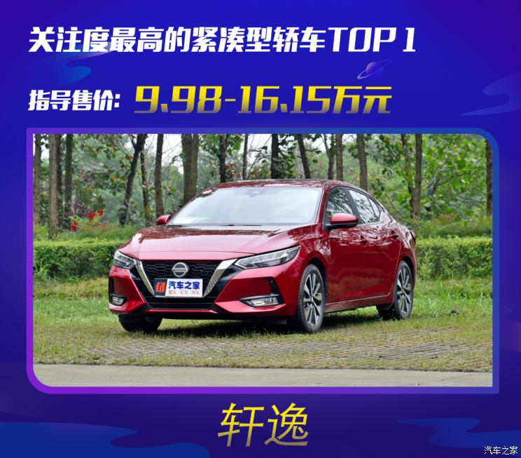 全球超级车展:关注度最高的轿车TOP10