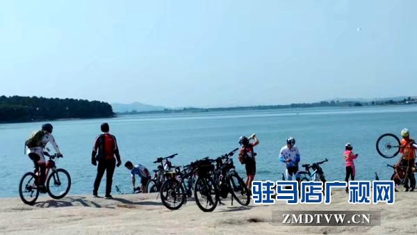 """确山县组建""""健康骑行队""""助力全国健康城市创建"""