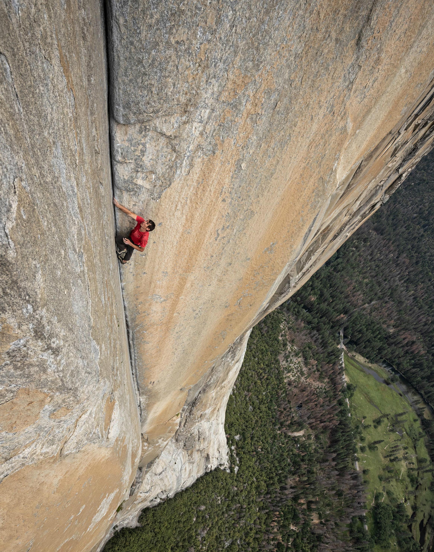 专访《徒手攀岩》主角:我不是疯一样的男子