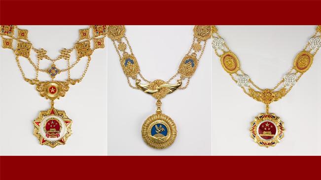 国家勋章和国家荣誉称号颁授仪式特别报道