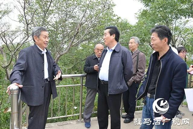中国·上蔡第三届重阳文化论坛开幕