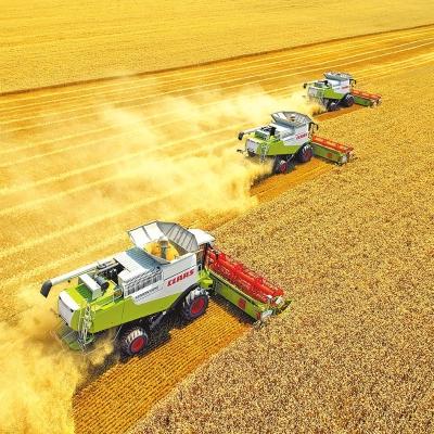 推动农业高质量开展 向一二三产融合开展进军