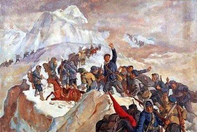 从革命历史中汲取前进力量