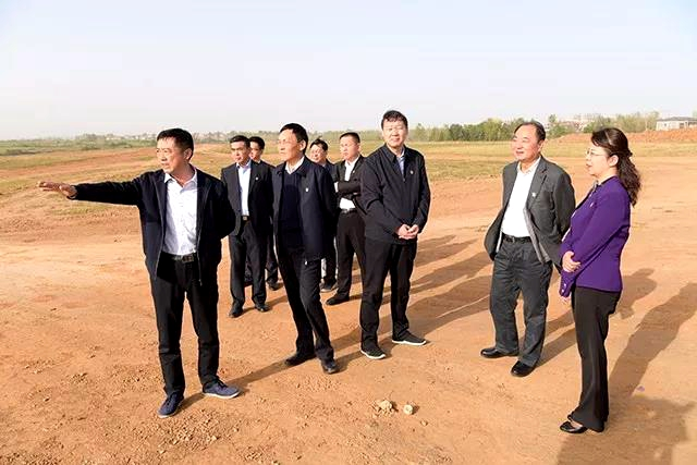 省委主题教育第九巡回指导组到上蔡县调研