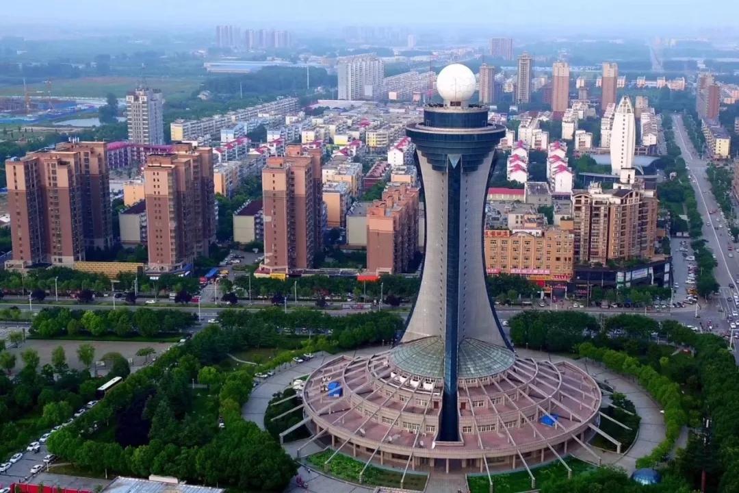 最新!中国地级市百强榜单发布!驻马店排名是…未来发展不可估量!
