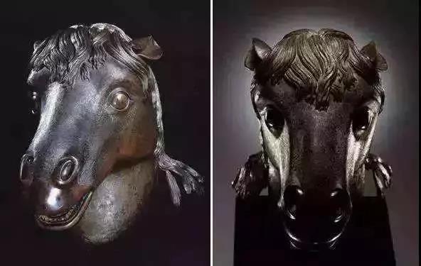 马首铜像回家:文物只有在原生地展示,才最有尊严