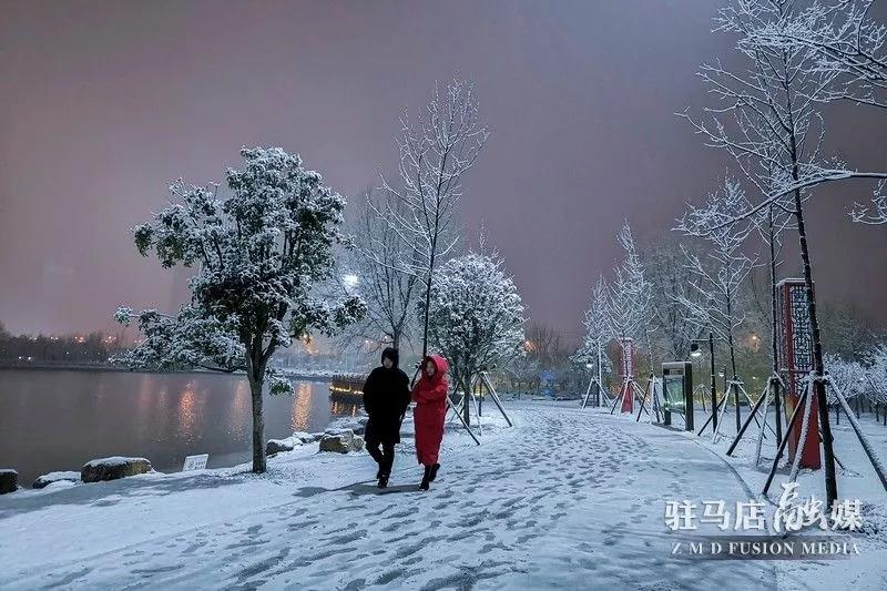 下周狂降12℃!驻马店第一场雪可能在...你还记得这26张雪景图么?太惊艳!