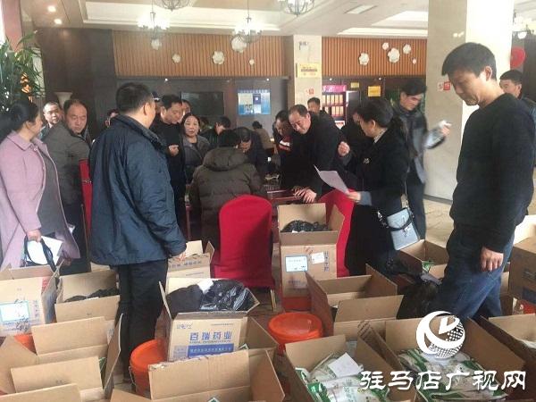 河南省科技特派员服务团到泌阳开展科技帮扶