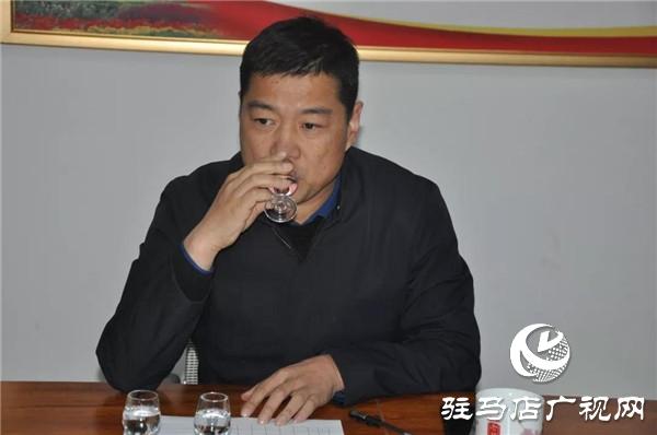 豫酒振兴驻酒行动 豫坡集团酱意浓香型白酒技术研讨会第四次会议成功举办