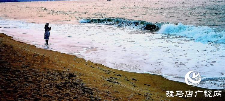 大海-我的故乡