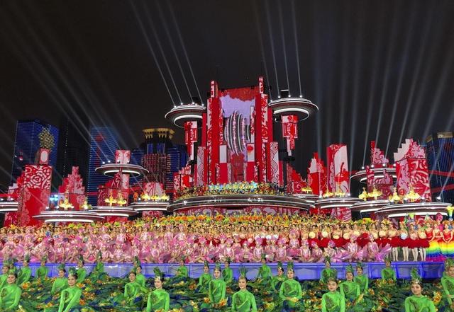 郑州分会场将成央视春晚亮点