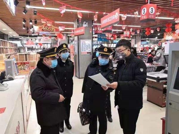 疫情防控 驻马店市卫生计生监督局在行动