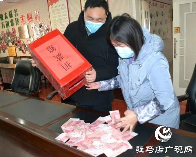 正阳建工集团组织开展爱心捐赠活动