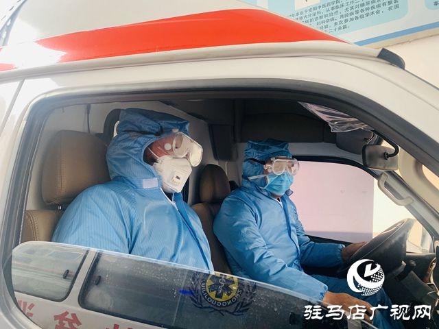 """确山县第一人民医院""""抗疫""""志愿者:有召必回 随时待命"""