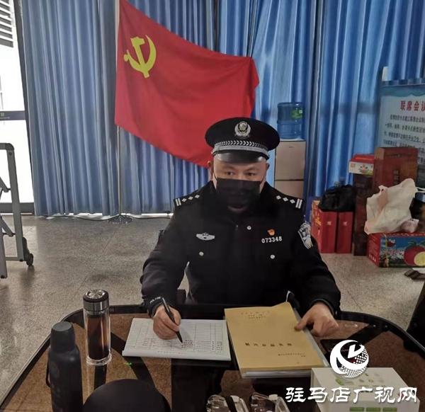 老党员王志华:疫情防控 首战用我