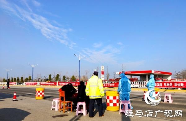 郭渊督导检查市境内国省干线公路安全畅通工作