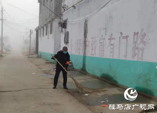 杨清坡:在疫情中坚守初心 在防控中担当使命