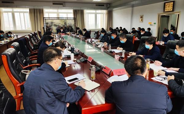 朱是西:确保国家生态园林城市创建工作圆满成功