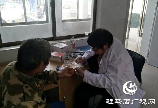 65岁老村医在抗疫一线递交入党申请书