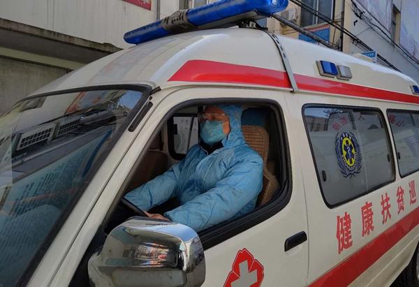 逆向而行——奋战在抗击疫情一线的急救司机
