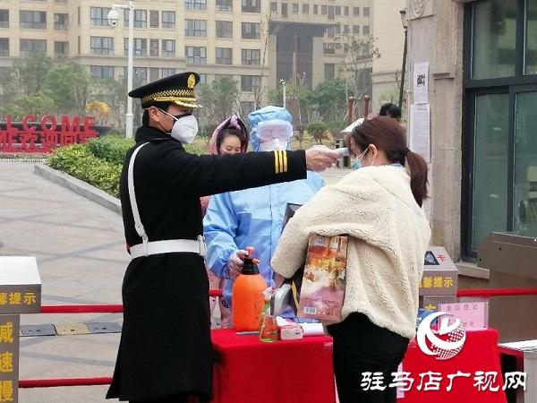 19岁保安禹建中 :疫情让我学会珍惜和感恩