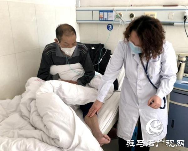 正阳县人民医院徐桂贤:用爱谱写医路人生