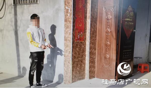 男子盗窃后在外潜逃近三年   因疫情困在家中被抓