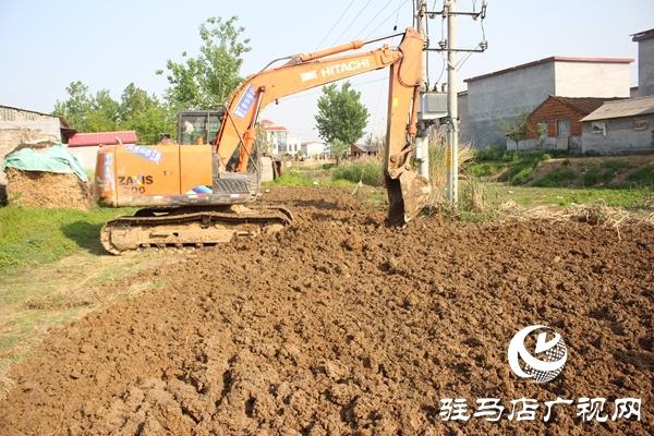 """汝南县古塔街道""""四个结合""""抓集体建设用地复垦"""