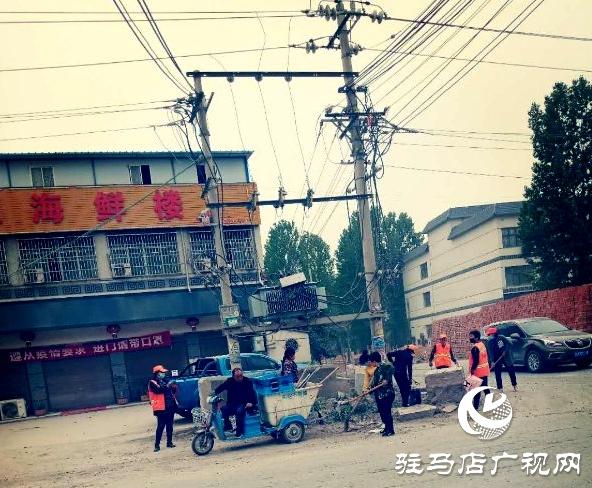 """泌阳县春水镇:""""十乱""""整治常态化"""