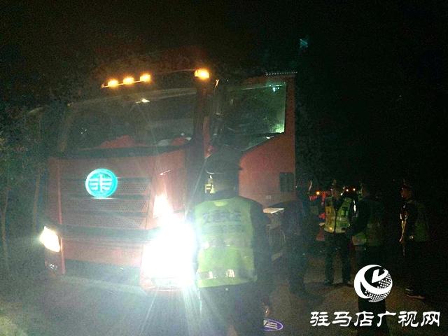 正阳县交通运输执法局重拳出击,集中整治这些行为及隐患