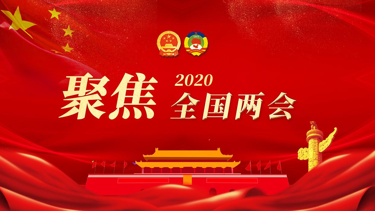 聚焦2020年全国两会