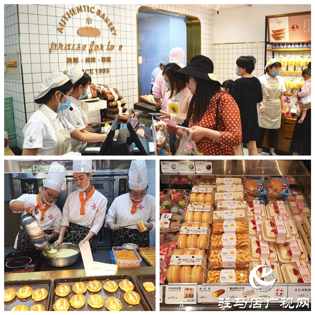 最懂你的蛋糕店——大拇指枫叶城店新鲜启幕