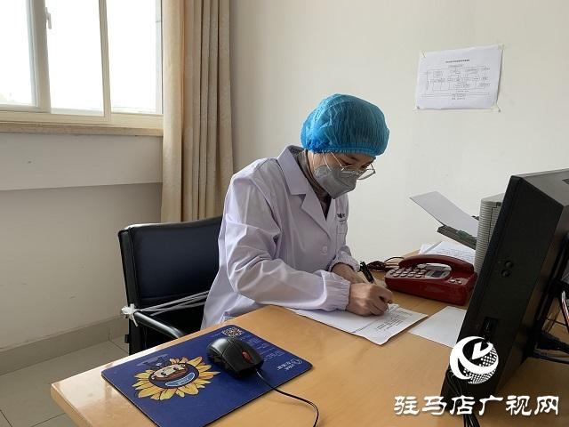 援鄂医疗队闵倩:履职尽责 完成医者使命